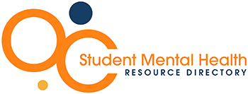 Orange County Student Mental Health Resource Directory Logo