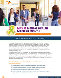 #HopeForChange Activation Toolkit Cover
